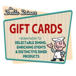 Delta Diner Gift Cards